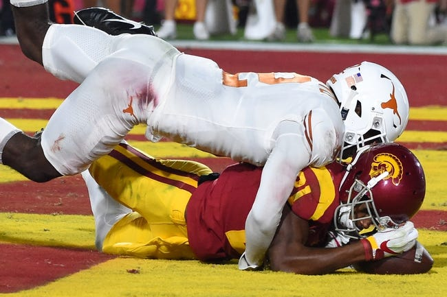 USC at Texas - 9/15/18 College Football Pick, Odds, and Prediction