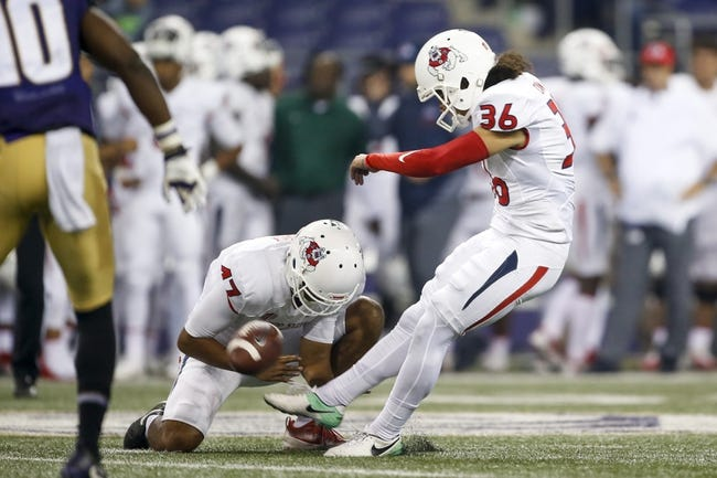 Fresno State vs. Nevada - 9/30/17 College Football Pick, Odds, and Prediction