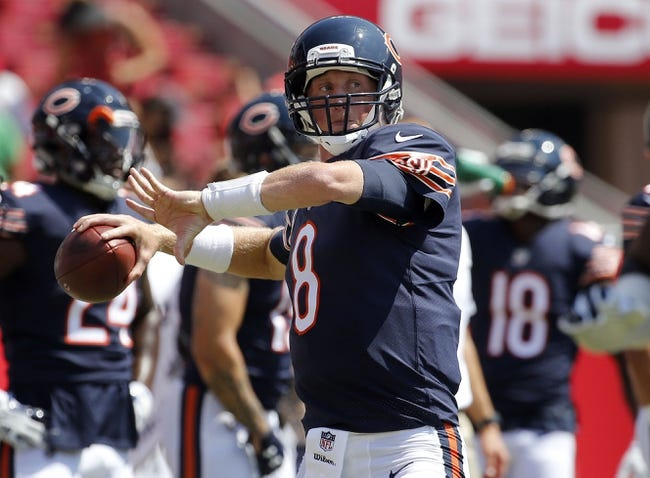 Chicago Bears vs. Pittsburgh Steelers - 9/24/17 NFL Pick, Odds, and Prediction