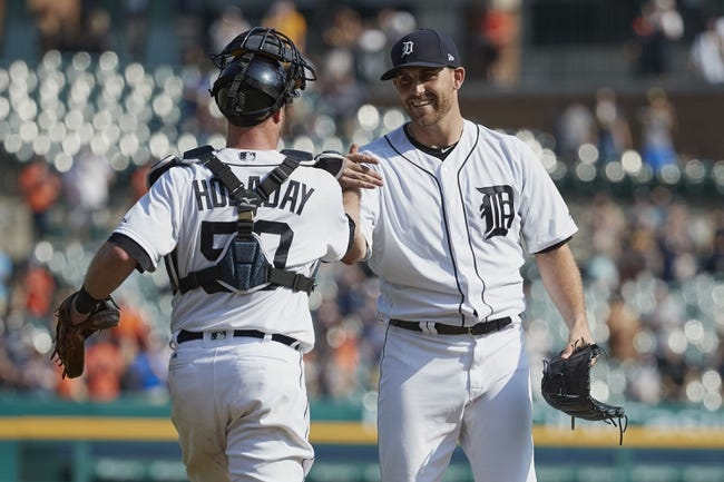 Chicago White Sox vs. Detroit Tigers - 4/5/18 MLB Pick, Odds, and Prediction