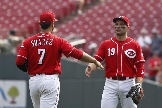 Pittsburgh Pirates vs. Cincinnati Reds - 4/5/18 MLB Pick, Odds, and Prediction