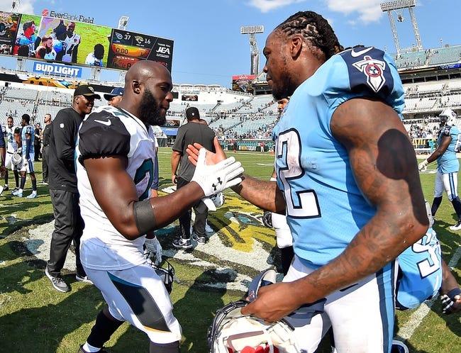 NFL | Jacksonville Jaguars (10-5) at Tennessee Titans (8-7)