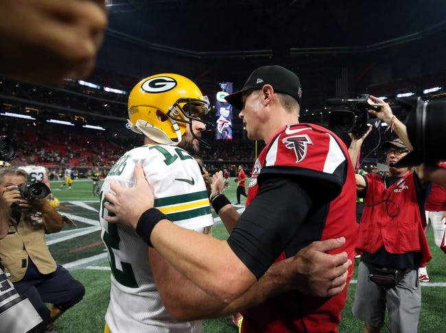 NFL | Atlanta Falcons (4-8) at Green Bay Packers (4-7-1)