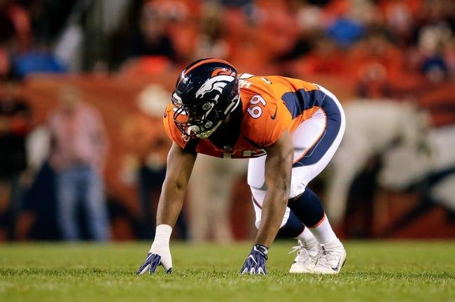 Arizona Cardinals vs. Denver Broncos - 8/30/18 NFL Pick, Odds, and Prediction