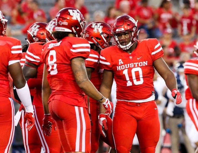 Rice vs. Houston - 9/1/18 College Football Pick, Odds, and Prediction