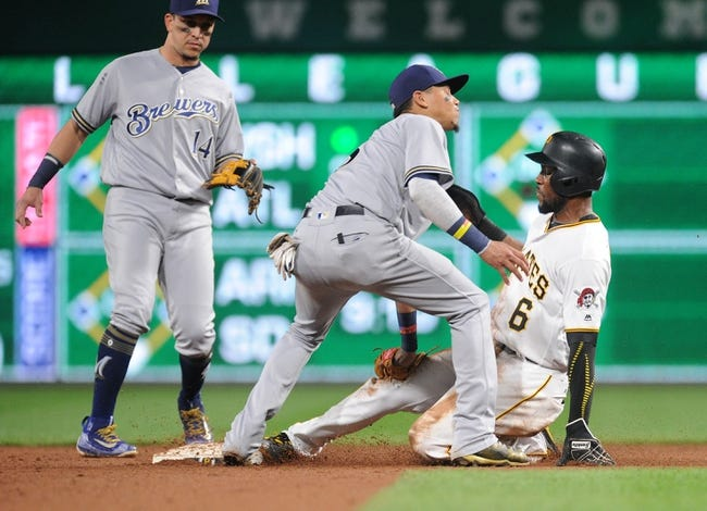 Milwaukee Brewers vs. Pittsburgh Pirates - 5/4/18 MLB Pick, Odds, and Prediction