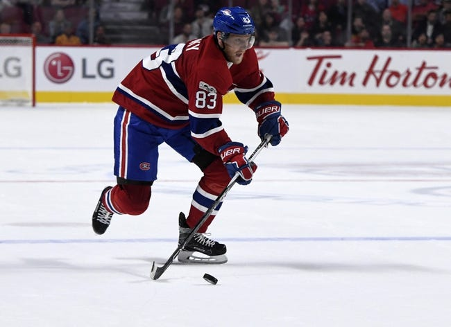 Washington Capitals vs. Montreal Canadiens - 10/7/17 NHL Pick, Odds, and Prediction
