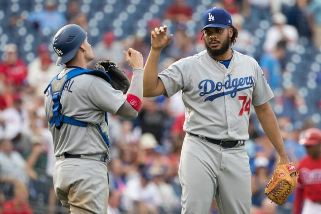 Los Angeles Dodgers vs. Philadelphia Phillies - 5/28/18 MLB Pick, Odds, and Prediction