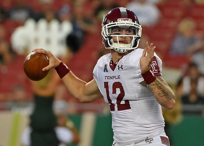 Temple vs. Houston - 9/30/17 College Football Pick, Odds, and Prediction