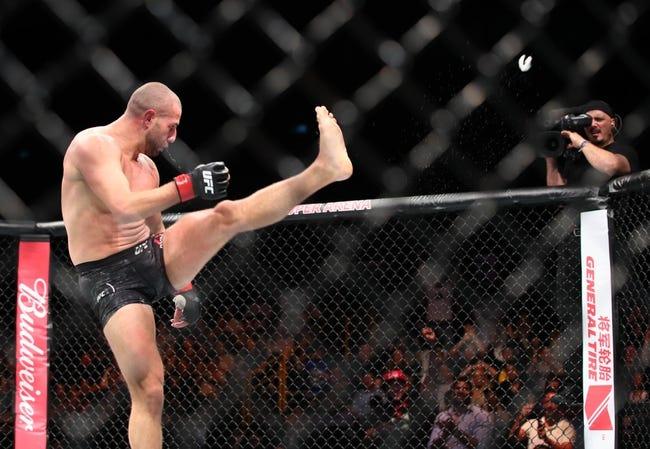 Gokhan Saki vs. Khalil Rountree UFC 226 Pick, Preview, Odds, Prediction - 7/7/18