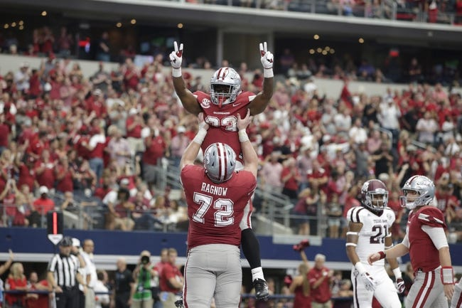 Arkansas vs. New Mexico State - 9/30/17 College Football Pick, Odds, and Prediction