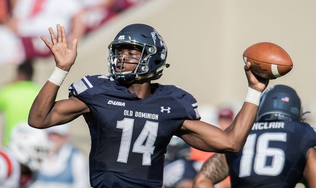 Old Dominion vs. Florida Atlantic - 10/7/17 College Football Pick, Odds, and Prediction