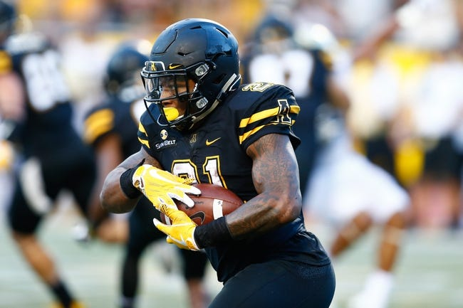 Appalachian State vs. New Mexico State - 10/7/17 College Football Pick, Odds, and Prediction
