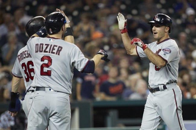 Minnesota Twins vs. Detroit Tigers - 9/29/17 MLB Pick, Odds, and Prediction