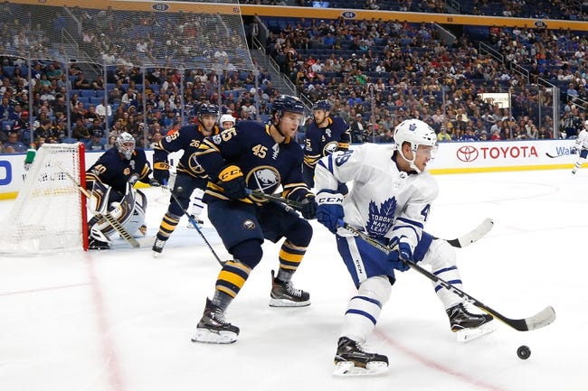 Buffalo Sabres vs. Toronto Maple Leafs - 3/5/18 NHL Pick, Odds, and Prediction