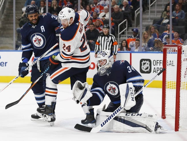 Edmonton Oilers vs. Winnipeg Jets - 10/9/17 NHL Pick, Odds, and Prediction