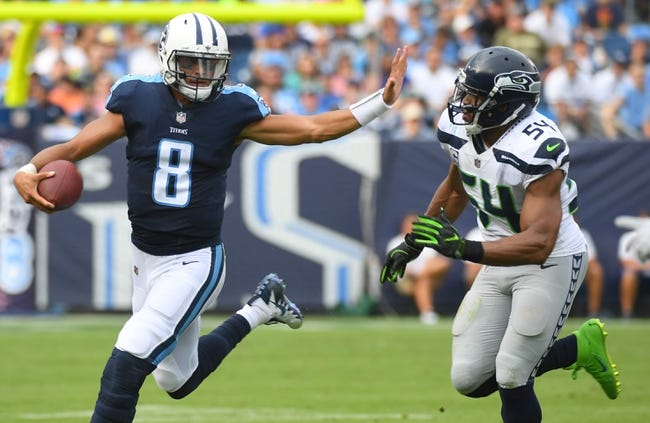 NFL | Tennessee Titans (2-1) at Houston Texans (1-2)