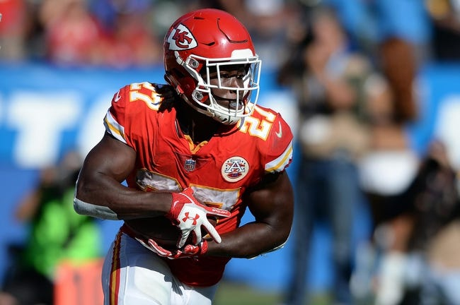 Washington Redskins at Kansas City Chiefs - 10/2/17 NFL Pick, Odds, and Prediction