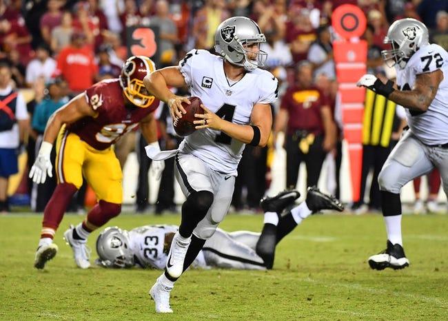 Denver Broncos vs. Oakland Raiders - 10/1/17 NFL Pick, Odds, and Prediction