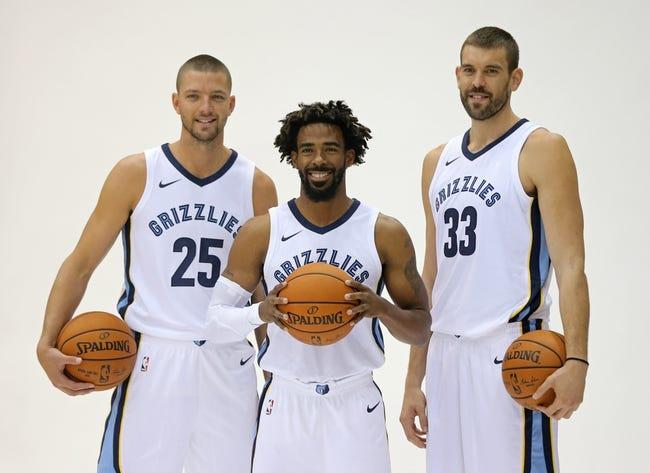 Orlando Magic vs. Memphis Grizzlies - 10/2/17 NBA Pick, Odds, and Prediction