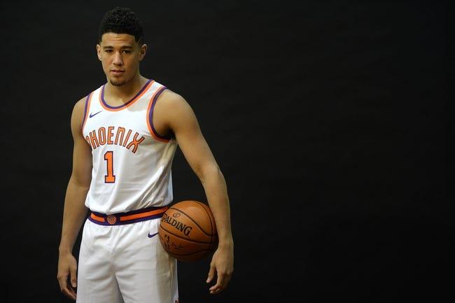 Portland Trail Blazers vs. Phoenix Suns - 10/11/17 NBA Pick, Odds, and Prediction