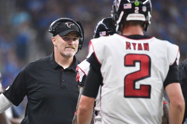 Atlanta Falcons vs. Buffalo Bills - 10/1/17 NFL Pick, Odds, and Prediction