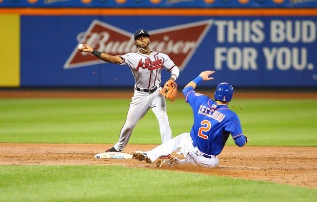 New York Mets vs. Atlanta Braves - 9/26/17 MLB Pick, Odds, and Prediction
