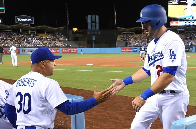Los Angeles Dodgers vs. San Diego Padres - 9/26/17 MLB Pick, Odds, and Prediction