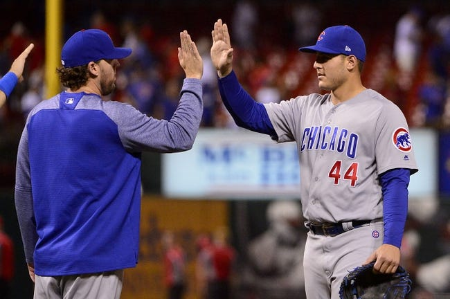 St. Louis Cardinals vs. Chicago Cubs - 9/26/17 MLB Pick, Odds, and Prediction