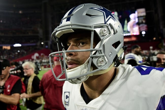 Dallas Cowboys vs. Arizona Cardinals - 8/26/18 NFL Pick, Odds, and Prediction