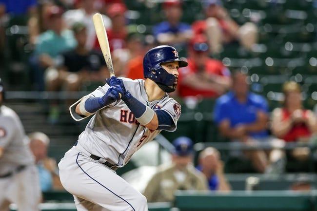 Texas Rangers vs. Houston Astros - 9/26/17 MLB Pick, Odds, and Prediction