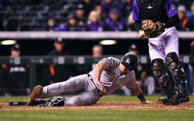 Colorado Rockies vs. Miami Marlins - 9/27/17 MLB Pick, Odds, and Prediction