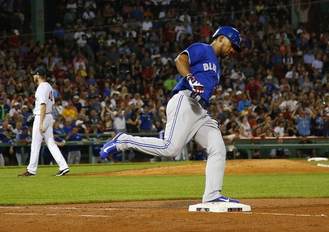 Boston Red Sox vs. Toronto Blue Jays - 9/27/17 MLB Pick, Odds, and Prediction