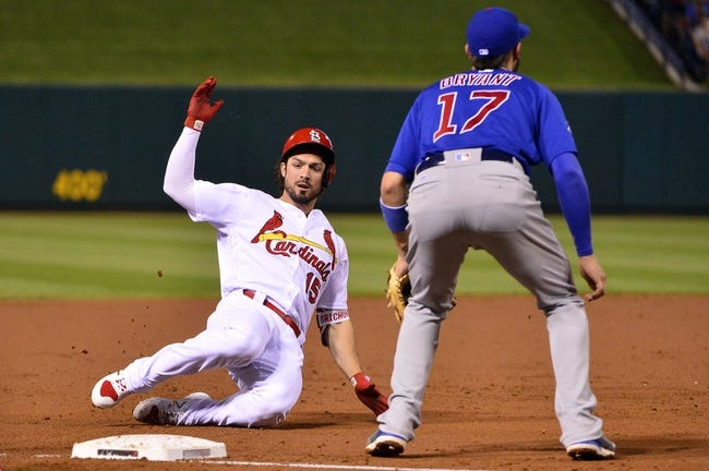 St. Louis Cardinals vs. Chicago Cubs - 9/27/17 MLB Pick, Odds, and Prediction