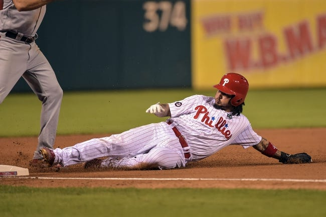 Philadelphia Phillies vs. Washington Nationals - 9/27/17 MLB Pick, Odds, and Prediction