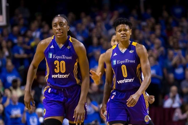 Minnesota Lynx vs. Los Angeles Sparks - 9/29/17 WNBA Pick, Odds, and Prediction