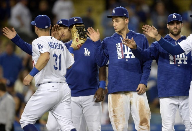 Los Angeles Dodgers vs. San Diego Padres - 9/27/17 MLB Pick, Odds, and Prediction