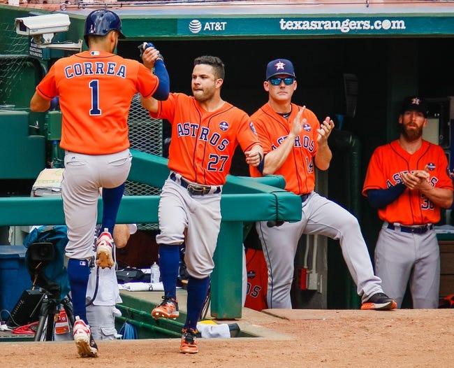 Boston Red Sox vs. Houston Astros - 9/28/17 MLB Pick, Odds, and Prediction