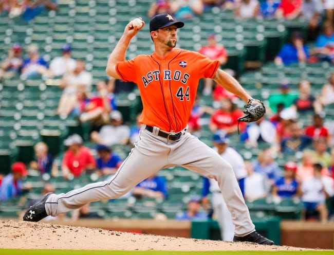 Texas Rangers vs. Houston Astros - 3/29/18 MLB Pick, Odds, and Prediction