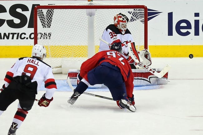 New Jersey Devils vs. Washington Capitals - 10/13/17 NHL Pick, Odds, and Prediction