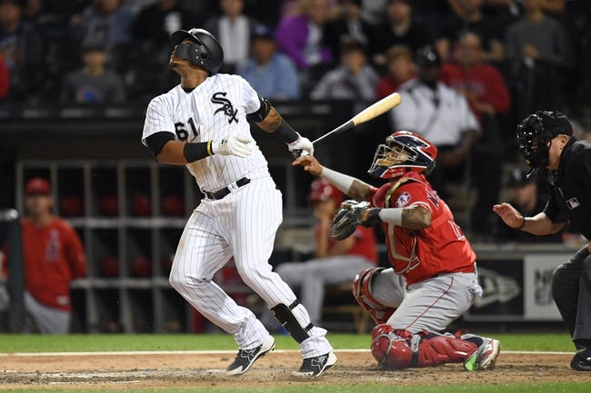 Chicago White Sox vs. Los Angeles Angels - 9/28/17 MLB Pick, Odds, and Prediction