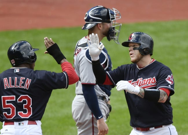 Minnesota Twins vs. Cleveland Indians - 5/31/18 MLB Pick, Odds, and Prediction