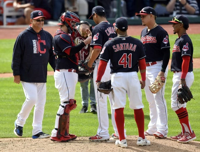 Minnesota Twins vs. Cleveland Indians - 4/17/18 MLB Pick, Odds, and Prediction