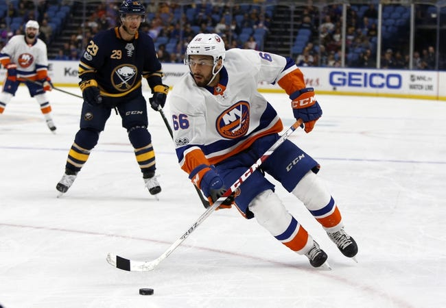 New York Islanders vs. Buffalo Sabres - 10/7/17 NHL Pick, Odds, and Prediction