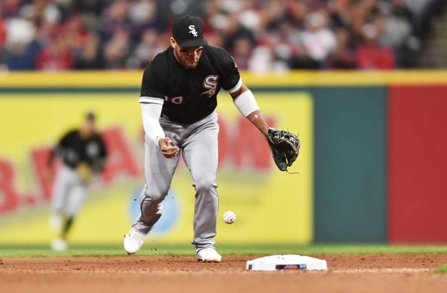 Cleveland Indians vs. Chicago White Sox - 10/1/17 MLB Pick, Odds, and Prediction