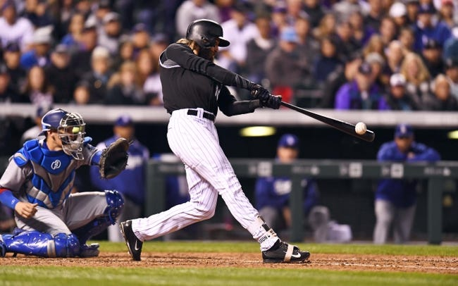 Colorado Rockies vs. Los Angeles Dodgers - 9/30/17 MLB Pick, Odds, and Prediction