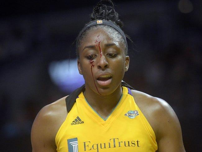 WNBA | Las Vegas Aces (6-11) vs. Los Angeles Sparks (11-5)