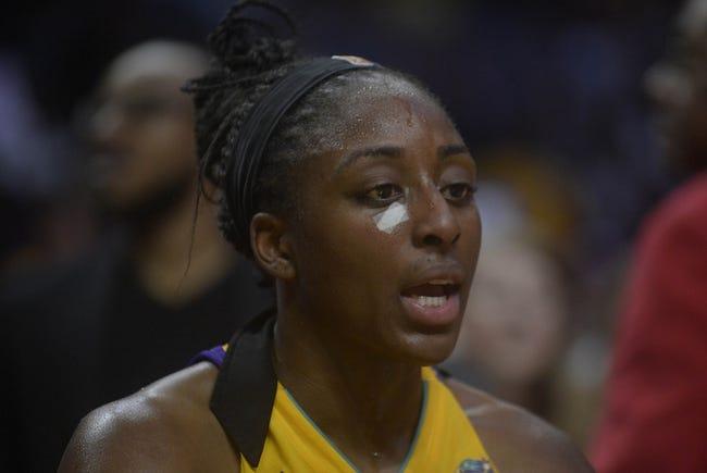 WNBA | Atlanta Dream (5-3) vs. Los Angeles Sparks (5-2)