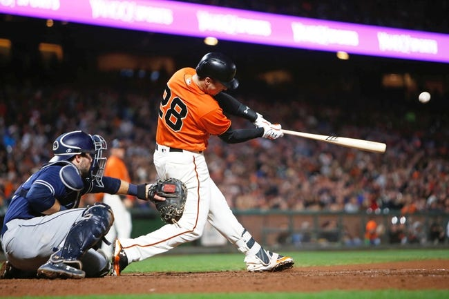 San Francisco Giants vs. San Diego Padres - 10/1/17 MLB Pick, Odds, and Prediction
