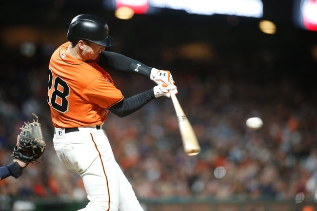 San Diego Padres at San Francisco Giants - 9/30/17 MLB Pick, Odds, and Prediction